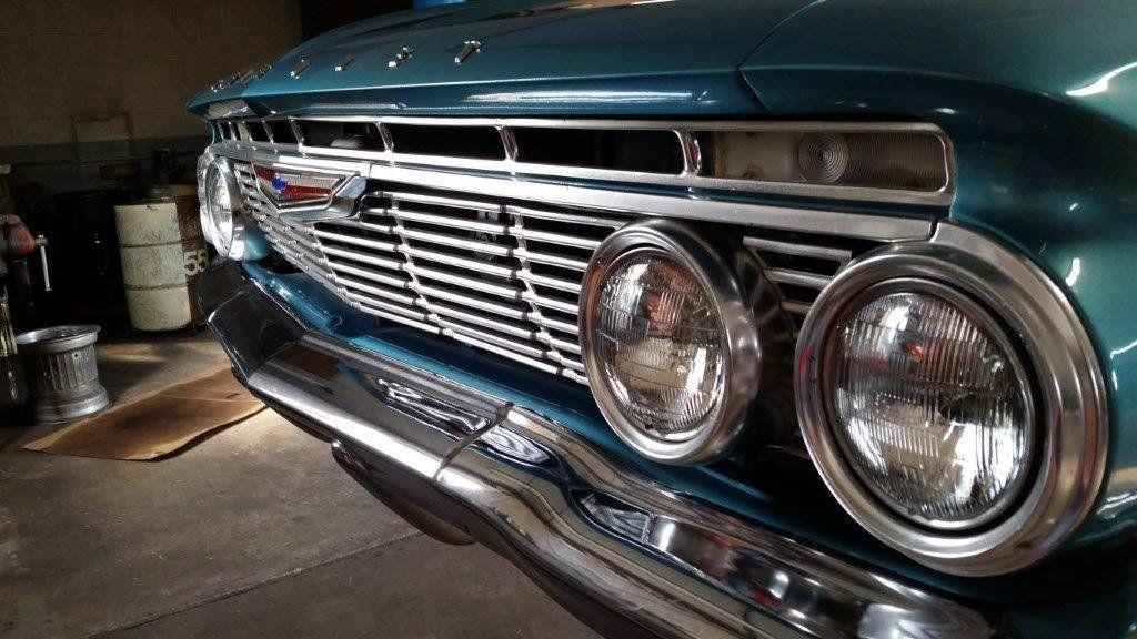 1961 Chevrolet Bel Air Flat Top - 15644306 - 35