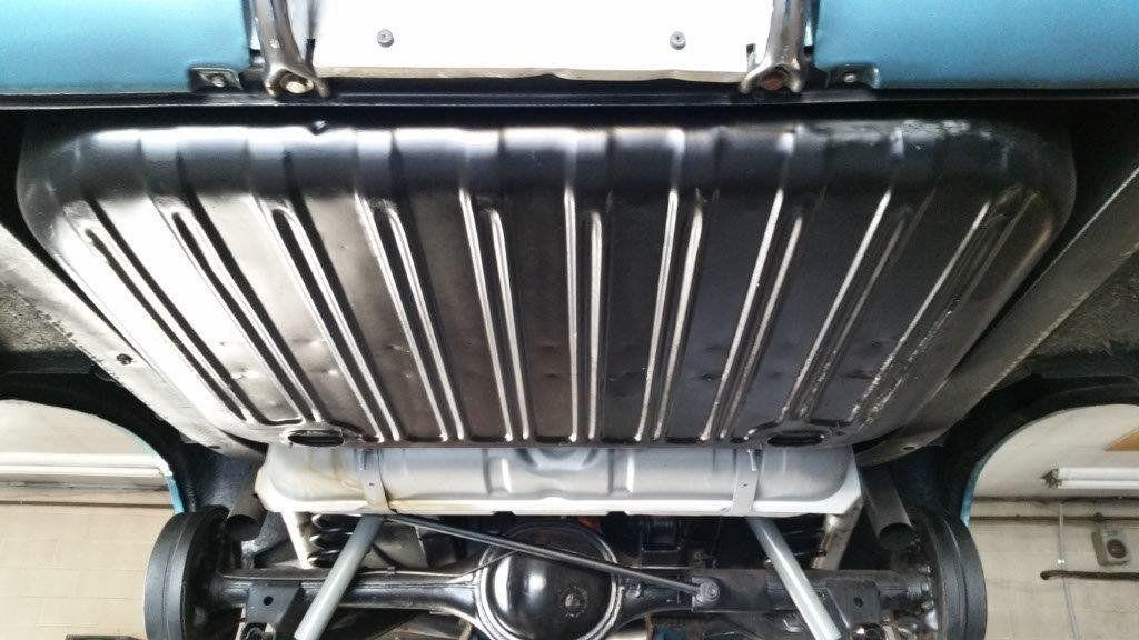 1961 Chevrolet Bel Air Flat Top - 15644306 - 36