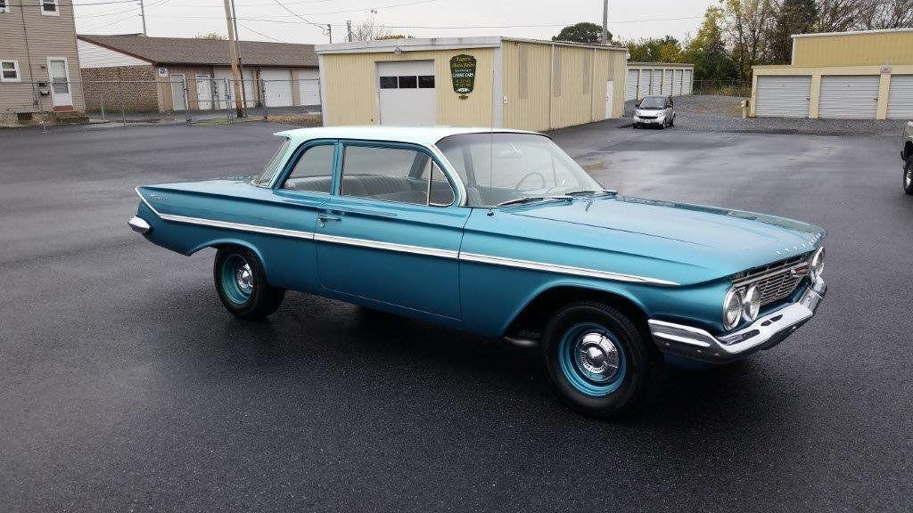 1961 Chevrolet Bel Air Flat Top - 15644306 - 3