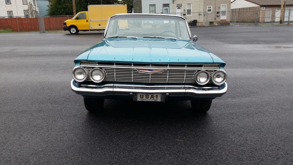 1961 Chevrolet Bel Air Flat Top - 15644306 - 6