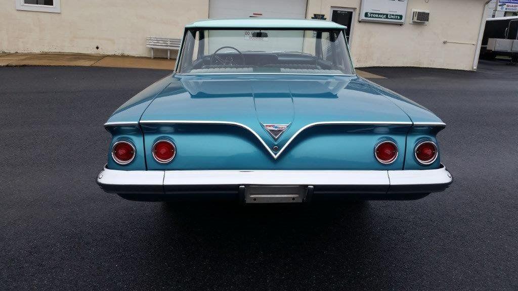 1961 Chevrolet Bel Air Flat Top - 15644306 - 7