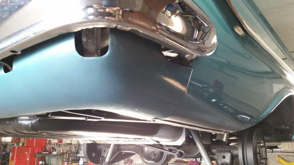1961 Chevrolet Bel Air Flat Top - 15644306 - 79