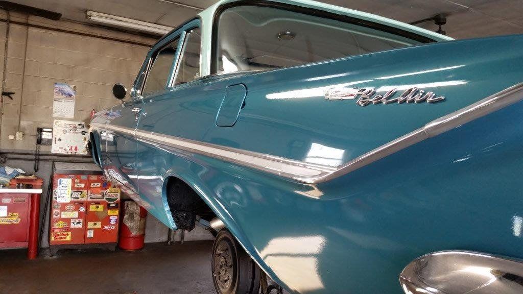 1961 Chevrolet Bel Air Flat Top - 15644306 - 83