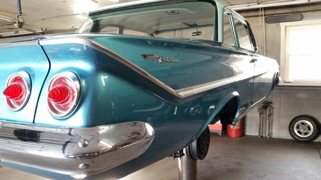 1961 Chevrolet Bel Air Flat Top - 15644306 - 85