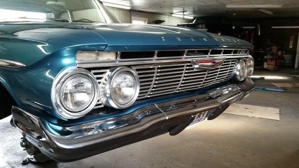 1961 Chevrolet Bel Air Flat Top - 15644306 - 8