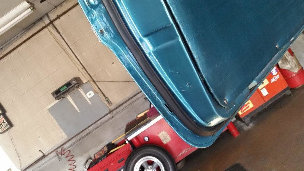 1961 Chevrolet Bel Air Flat Top - 15644306 - 90