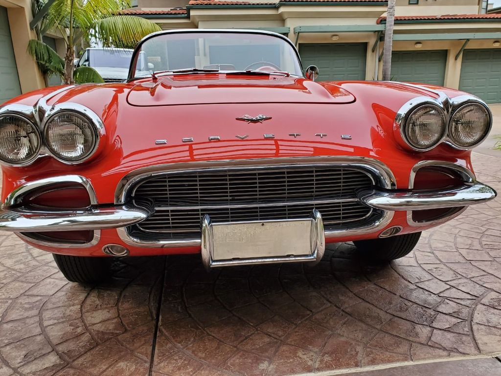 1961 Used Chevrolet CORVETTE at Sports Car Company, Inc  Serving La Jolla,  CA, IID 19133003