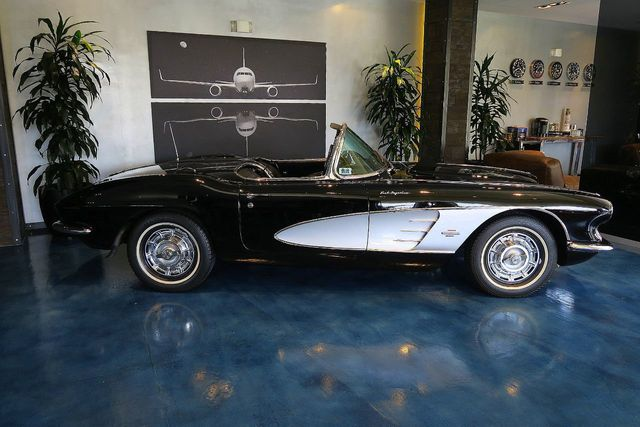 1961 Chevrolet Corvette Resto-Mod  - Click to see full-size photo viewer