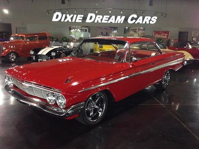 1961 Chevrolet Impala Bubble Top SOLD Coupe