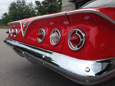 1961 Chevrolet Impala Bubble Top SOLD - Click to see full-size photo viewer