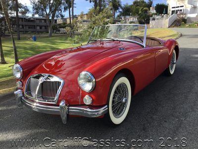 1961 MG MKII Convertible