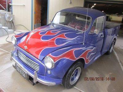 1961 Morris Minor  Truck
