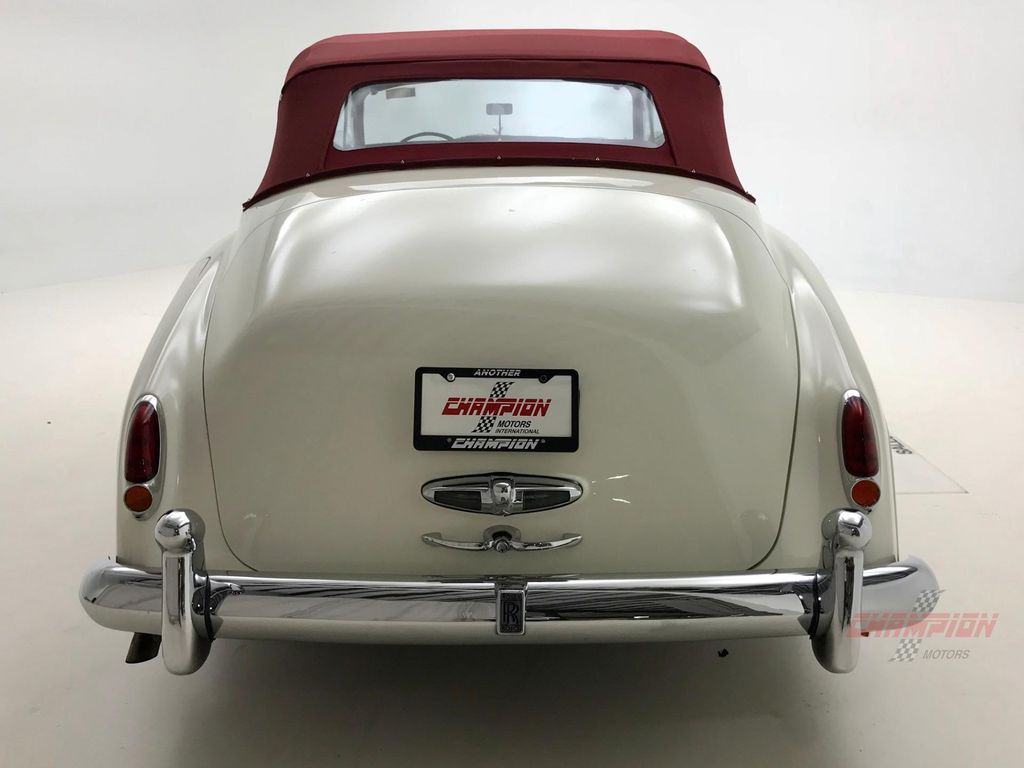 1961 Used Rolls-Royce Silver Cloud II at WeBe Autos Serving Long Island,  NY, IID 18293440