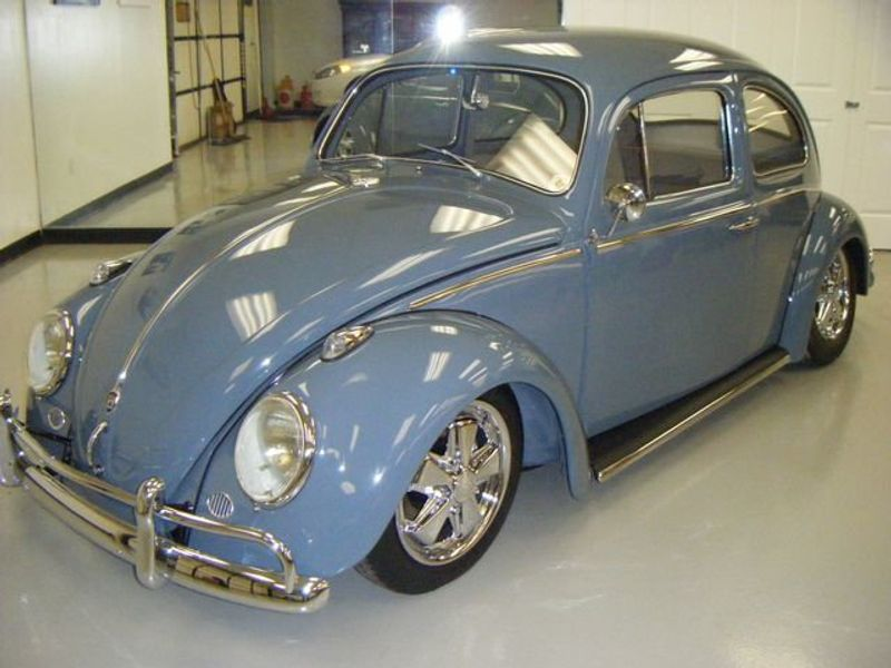 1961 Used Volkswagen Beetle Restored At Find Great Cars