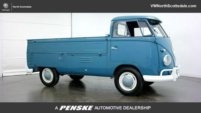 Dealer Video - 1961 Volkswagen Transporter 2dr pickup - 17084538