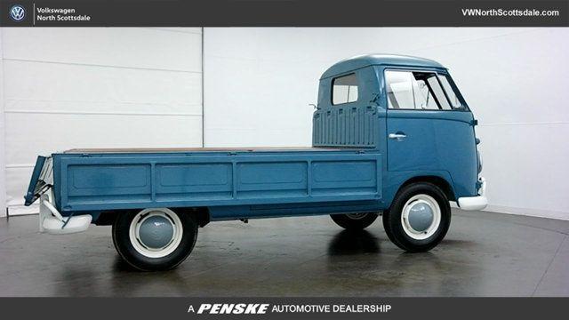 1961 Volkswagen Transporter 2dr pickup - 17084538 - 9