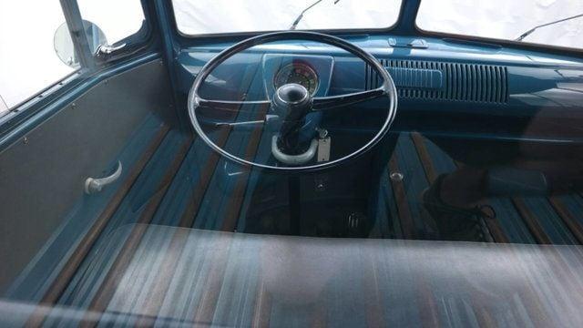1961 Volkswagen Transporter 2dr pickup - 17084538 - 11