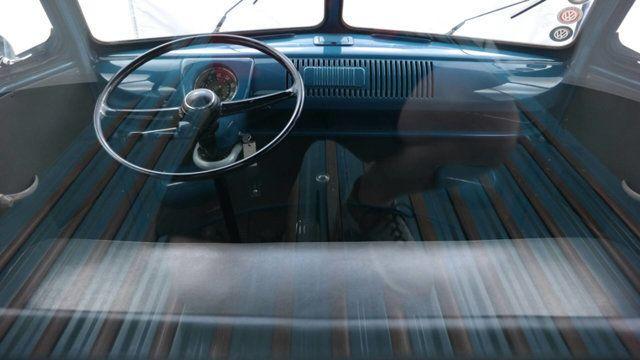 1961 Volkswagen Transporter 2dr pickup - 17084538 - 13