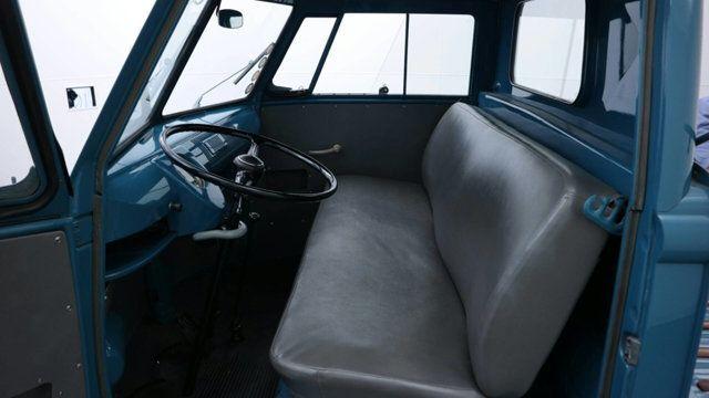 1961 Volkswagen Transporter 2dr pickup - 17084538 - 15