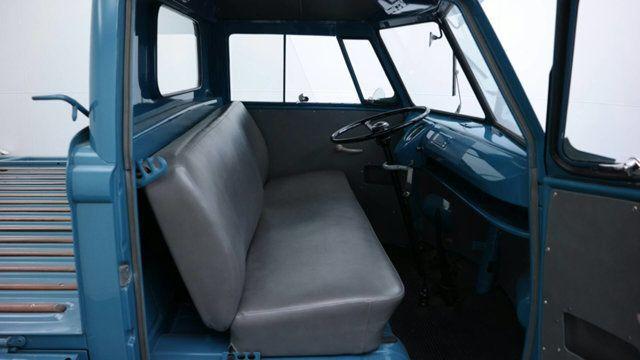 1961 Volkswagen Transporter 2dr pickup - 17084538 - 16