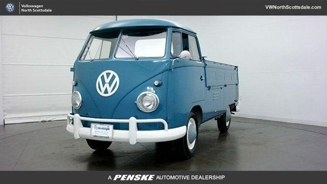 1961 Volkswagen Transporter 2dr pickup - 17084538 - 1