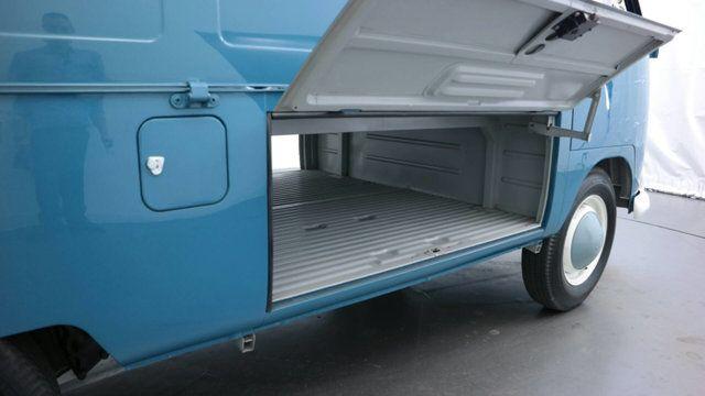 1961 Volkswagen Transporter 2dr pickup - 17084538 - 22