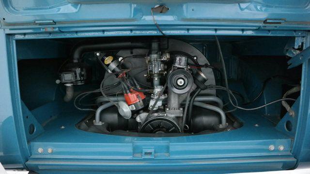 1961 Volkswagen Transporter 2dr pickup - 17084538 - 25