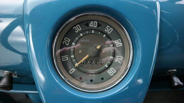 1961 Volkswagen Transporter 2dr pickup - 17084538 - 28