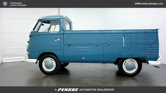 1961 Volkswagen Transporter 2dr pickup - 17084538 - 2