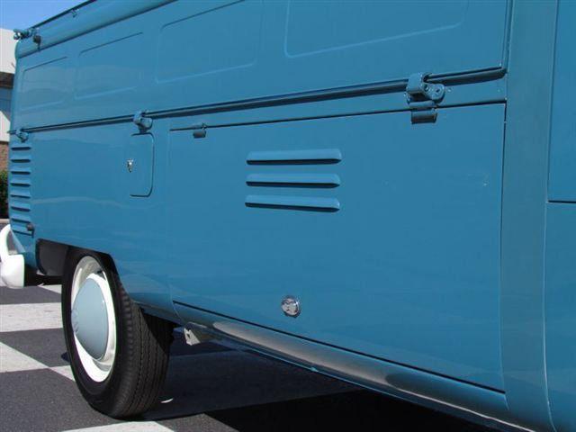 1961 Volkswagen Transporter 2dr pickup - 17084538 - 29