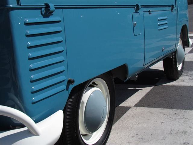 1961 Volkswagen Transporter 2dr pickup - 17084538 - 30