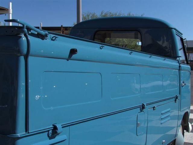 1961 Volkswagen Transporter 2dr pickup - 17084538 - 31