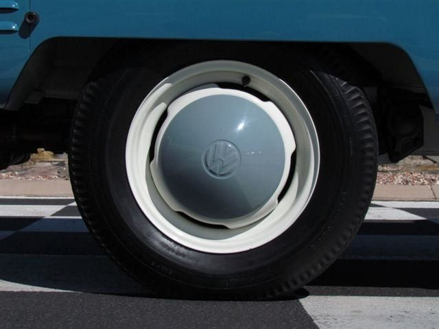 1961 Volkswagen Transporter 2dr pickup - 17084538 - 34