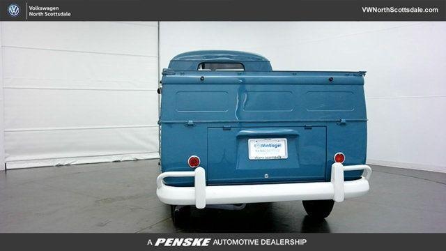 1961 Volkswagen Transporter 2dr pickup - 17084538 - 3