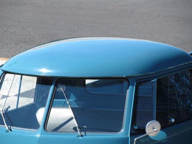 1961 Volkswagen Transporter 2dr pickup - 17084538 - 47