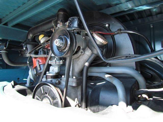 1961 Volkswagen Transporter 2dr pickup - 17084538 - 48