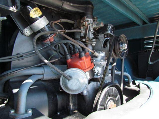 1961 Volkswagen Transporter 2dr pickup - 17084538 - 49