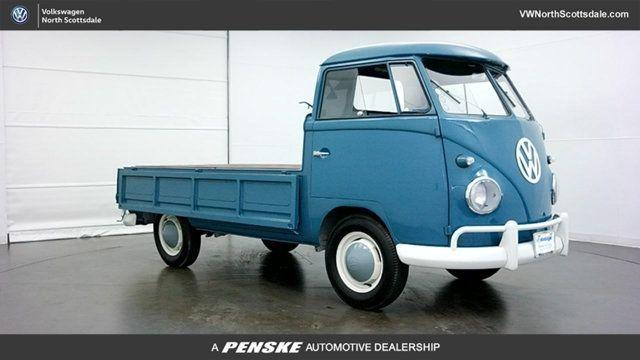 1961 Volkswagen Transporter 2dr pickup - 17084538 - 5