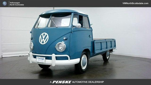 1961 Volkswagen Transporter 2dr pickup - 17084538 - 6