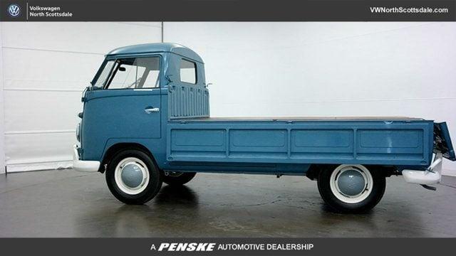1961 Used Volkswagen Transporter 2dr Pickup At Tempe Honda