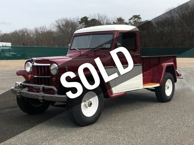 1961 Willys Pickup  - 18647362 - 0