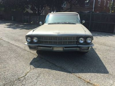 1962 Cadillac DeVille  Sedan