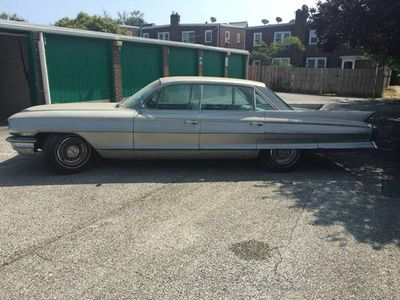 1962 Cadillac DeVille  - Click to see full-size photo viewer