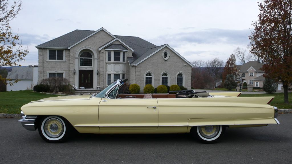 1962 Cadillac SERIES 62 RESTORED - 9699949 - 0