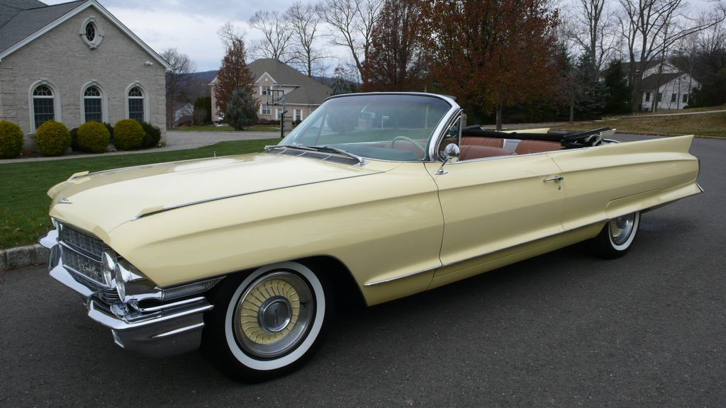 1962 Cadillac SERIES 62 RESTORED - 9699949 - 3