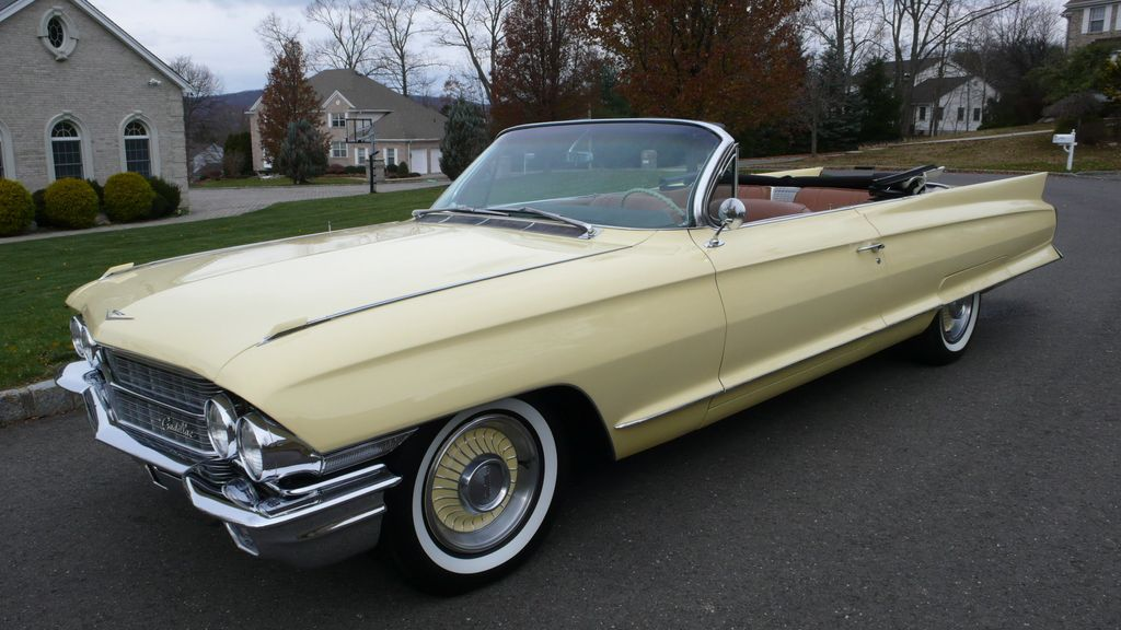 1962 Cadillac SERIES 62 RESTORED - 9699949 - 5
