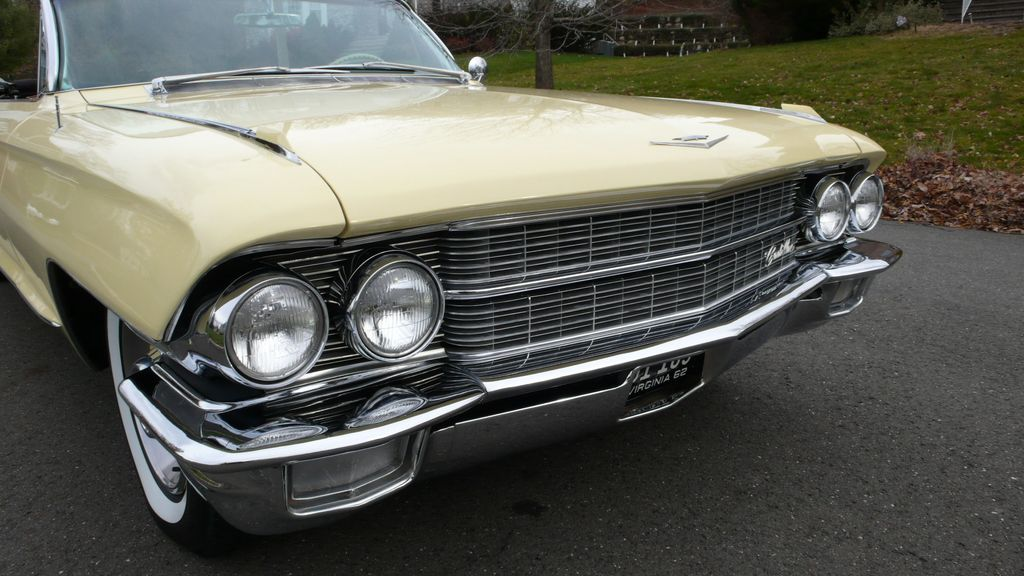 1962 Cadillac SERIES 62 RESTORED - 9699949 - 6