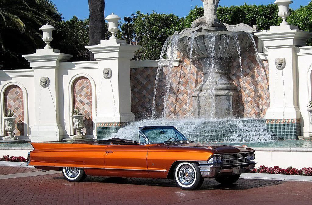 1962 Cadillac SERIES 62 CONVERTIBLE  - 17449423 - 0