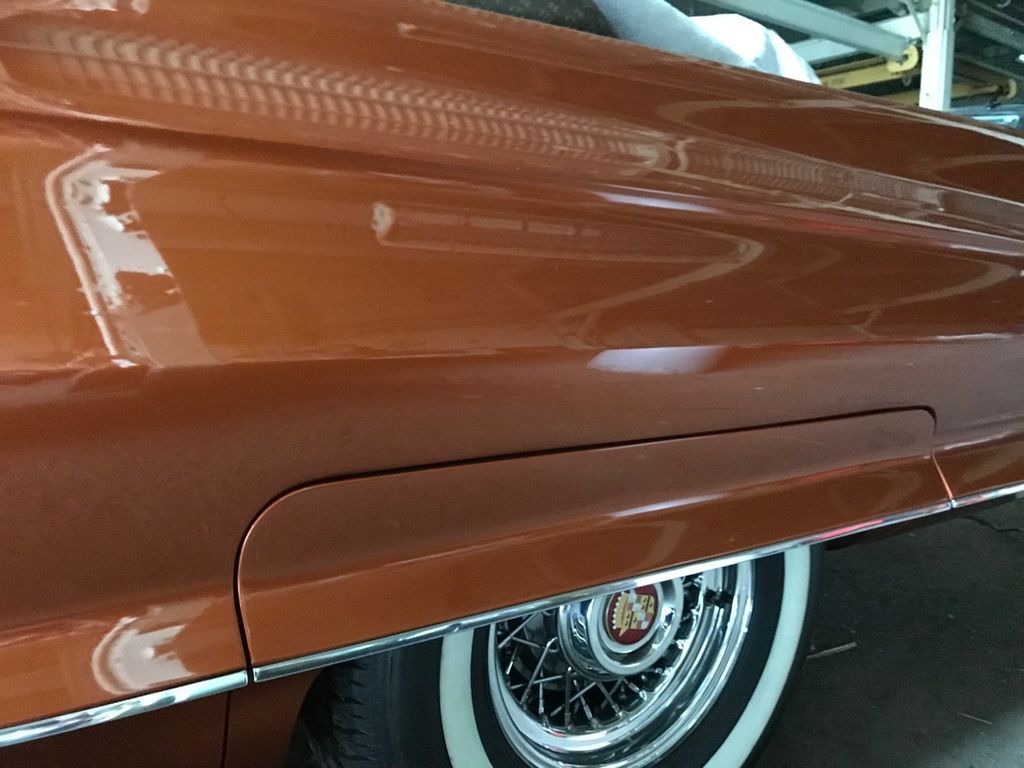 1962 Cadillac SERIES 62 CONVERTIBLE  - 17449423 - 22