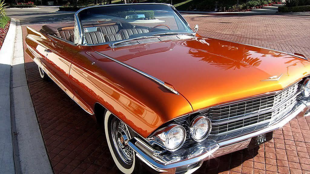 1962 Cadillac SERIES 62 CONVERTIBLE  - 17449423 - 5